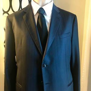 GIORGIO ARMANI Men's 2 Button Sports Coat